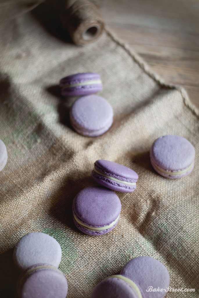 Macarons degradado
